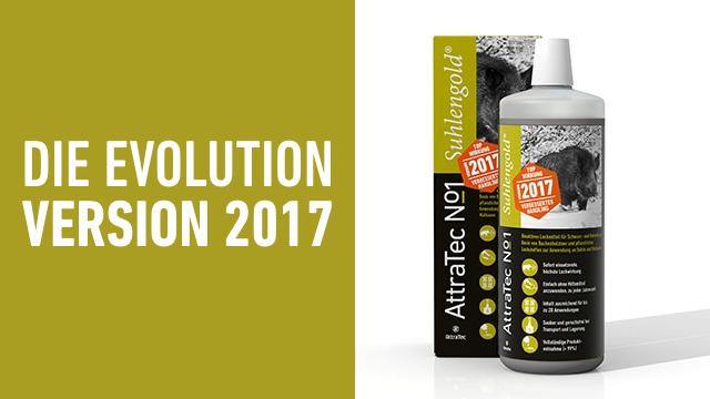 DIE EVOLUTION: Suhlengold® Version 2017