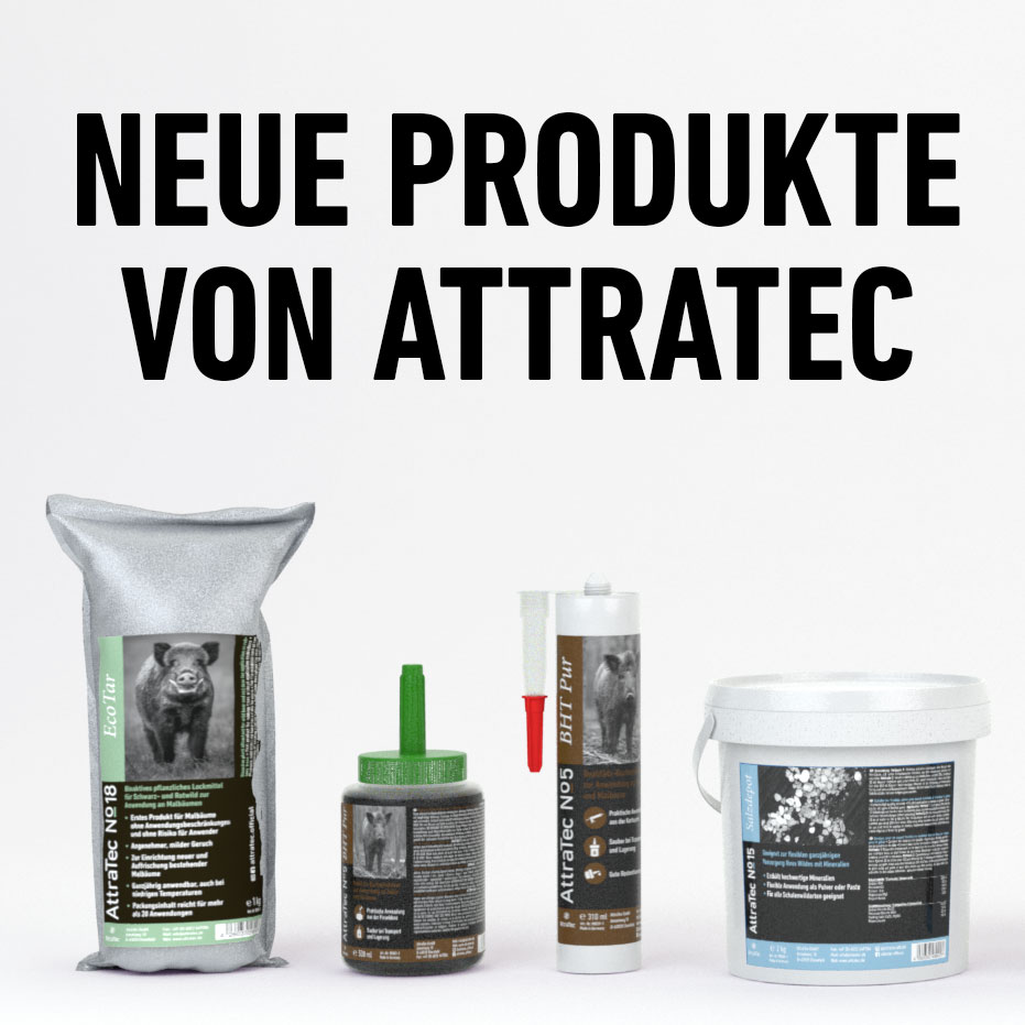 Neue Produkte von AttraTec